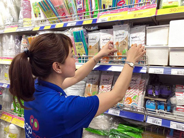 siêu thị ngừng cung cấp ống hút nhựa